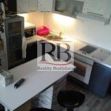 Na prenájom 1,5 izbový byt na Českej ulici v Novom Meste, BAIII