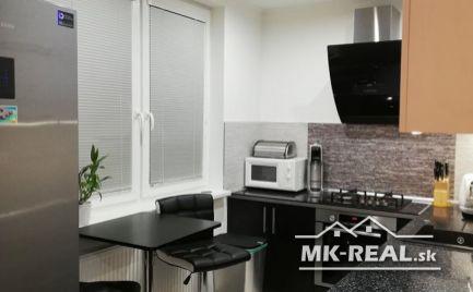 Rezervované - Pekný 3.izbový byt centrum Malacky