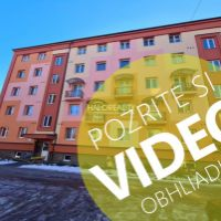 3 izbový byt, Rimavská Sobota, 69 m², Čiastočná rekonštrukcia
