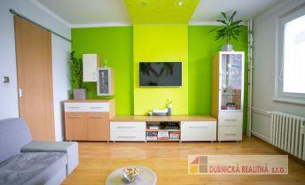 REZERVOVANÝ Ponúkame Vám na predaj pekný 2 - izbový byt v Dubnici nad Váhom.