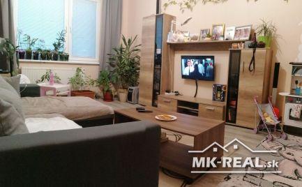 Ponúkame na predaj 2 izbový byt v centre mesta Malacky