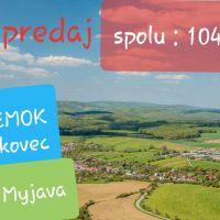 Pre rodinné domy, Bukovec, 1045 m², Pôvodný stav