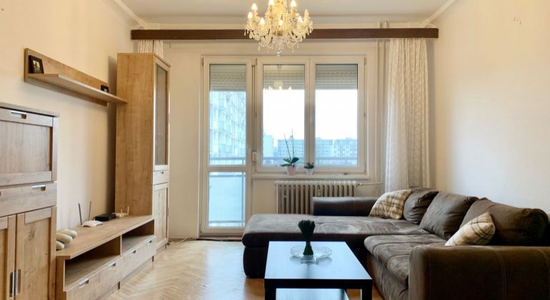 PRENÁJOM: 3 izbový byt na Astrovej ulici v Ružinove