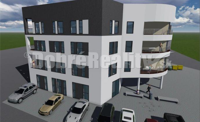 Byt 3+kk, Čadca - centrum, 95,06 m2, Cena: 177439 Eur