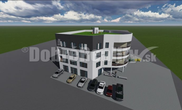 Byt 2+kk, Čadca - centrum, 62,58 m2, Cena: 108.514 Eur