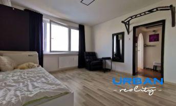 Slnečný 1 izbový byt Bratislava-Petržalka s krásnym výhľadom na Draždiak.
