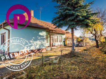 PREDANÉ: 4i RD s veľkým pozemkom: POKOJNÁ LOKALITA v príjemnej časti Gabčíkova