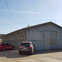 Sklad, Žilina, 264 m², Čiastočná rekonštrukcia