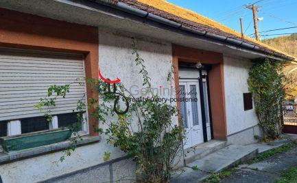 GEMINIBROKER v obci FONY ponúka pekný gazdovský dom