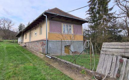 GEMINIBROKER v obci KOVÁCSVÁGÁS ponúka 2 izbový dom