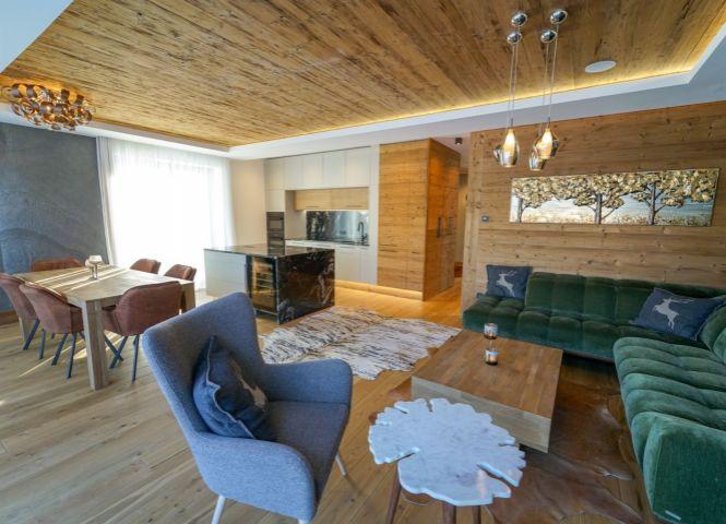 5 a viac izbový byt - Vysoké Tatry - Fotografia 1