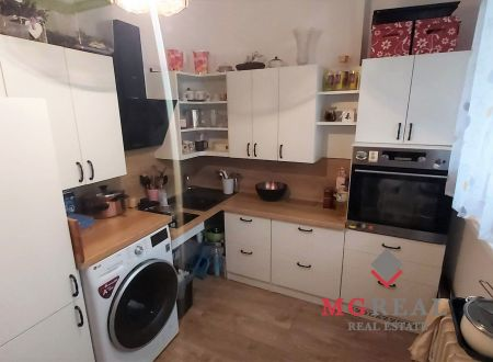 1 izbový byt Topolčany - rekonštrukcia - prízemie