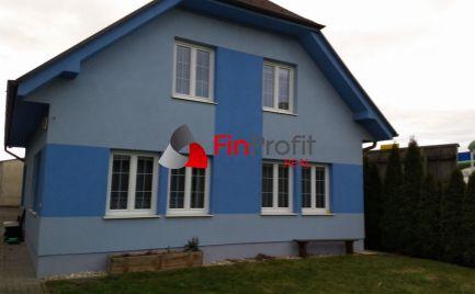 Predam krasný rodinný dom v Topoľčanoch