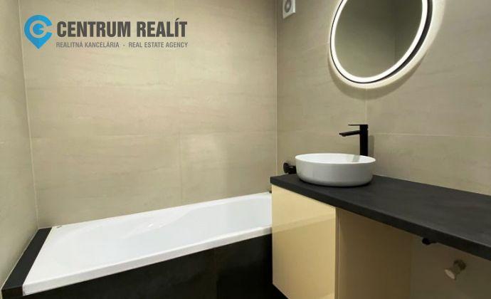 ODPORÚČAM: Nový krásny 3-izbový byt, Karlova Ves
