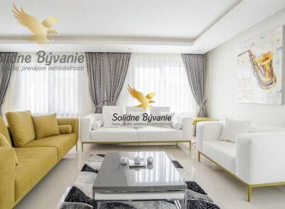 Nadštandardné slnečné apartmány s veľkou terasou 3 +1