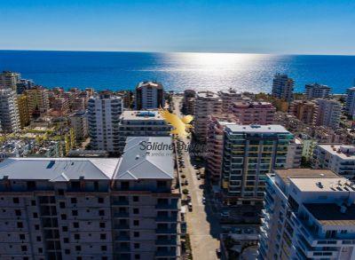 Nadštandardné apartmány pár metrov od mora v luxusnom komplexe (projekt č.8)