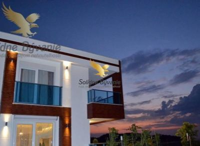 VIP nadštandardné vily (novostavby) s veľkolepým výhľadom