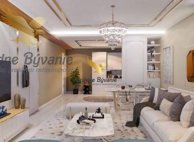 Luxusné dovolenkové apartmány 1+1