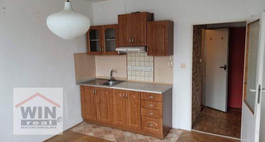 Garsónka 22 m2, Prachatická , Zvolen,  Zlatý Potok