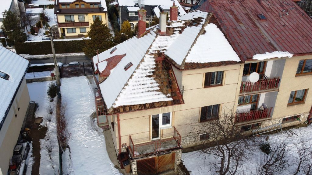 PREDANÉ 5 izbový rodinný dom Poprad Veľká - 1