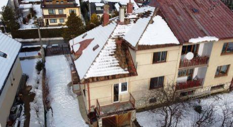 Na predaj 5 izbový rodinný dom Poprad Veľká, slnečný pozemok s rozlohou 449 m2