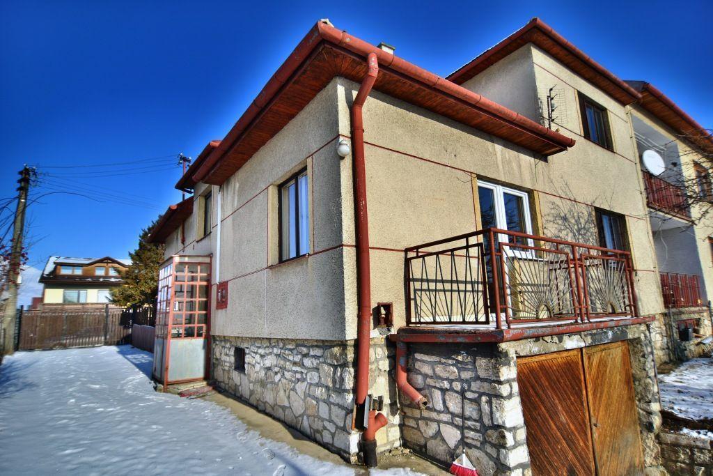 PREDANÉ 5 izbový rodinný dom Poprad Veľká - 5