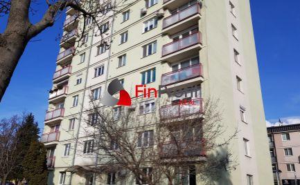 Predám 2izb.byt - Nitra, 5 min. od parku a hradu 85000.-