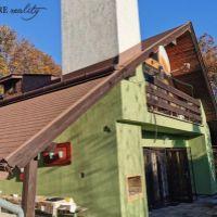 Chata, drevenica, zrub, Ružiná, 1 m², Kompletná rekonštrukcia