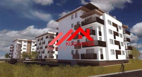 Kuchárek-real: Ponuka 2 izbového bytu v štandarde