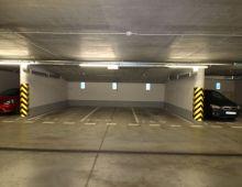 Na PRENÁJOM garážové státie v podzemnej garaži, NOVOSTAVABA NOVÁ MÝTNA.