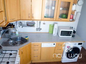 REZERVOVANÝ - krásný slnečný 3 izbový byt - Jégého, Bratislava - Ružinov 249 000,-eur