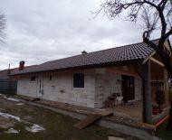 Na predaj novostavba 3 izbový rodinný dom 397 m2 Čereňany okres Prievidza FM1021