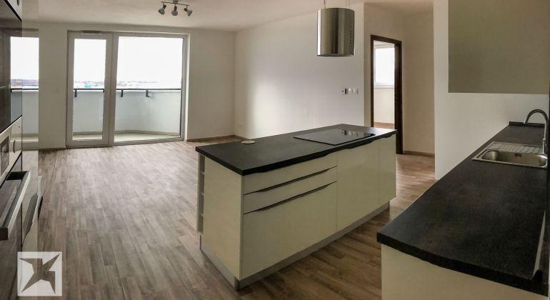 Prenájom 3 izb. byt v novostavbe bytového domu Matadorka s parkovacím miestom.
