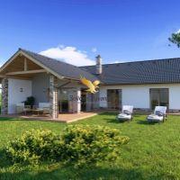 Rodinný dom, Kordíky, 121 m², Novostavba