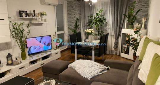 Rezervovaný/DIAMOND HOME s.r.o. Vám ponúka na predaj krásny zariadený 4 izbový byt v Dunajskej Strede