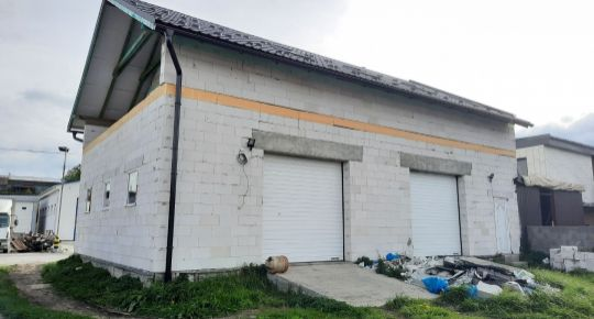 Na predaj budova na autoservis a kancelárie, Stráže pod Tatrami