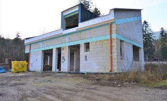 Novostavba rodinného domu Martin  - Stráne