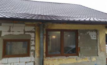 Predaj rodinného domu v rekonštrukcii v obci Jatov