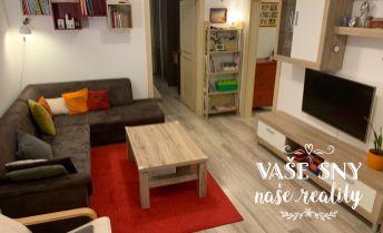 Na predaj zrekonštruovaný, zariadený 3 izb byt na Homolovej ul. - Dúbravka v Bratislave.