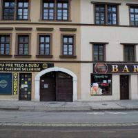 Obchodné, Bratislava-Staré Mesto, 145 m², Pôvodný stav