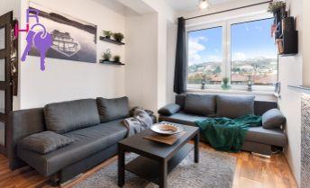 2 izbový byt so šatníkom, Staré mesto - Šancová ulica