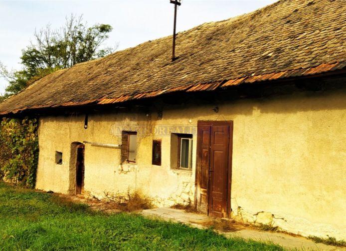 Starší dom s veľkým pozemkom Stará Halič ID 2097
