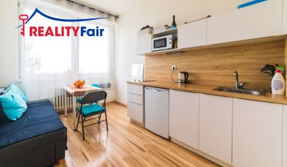 Predaj 1 izbového bytu vhodného na investíciu v Majeri