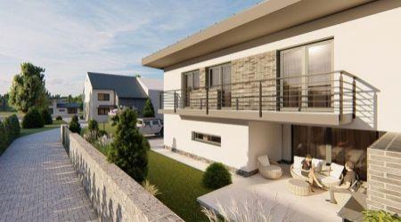 Ponúkame na predaj novostavbu 3 izbového rodinného domu v Beluši.