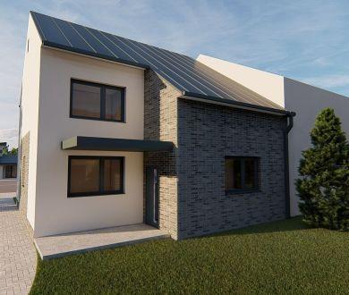 Ponúkame na predaj novostavbu 3 izbového bytu v obci Beluša.