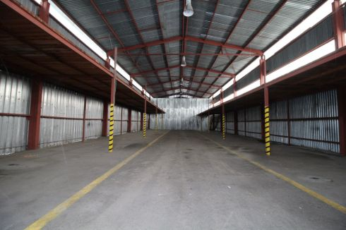 Logistická skladová hala