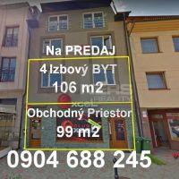 Obchodné, Ružomberok, 99 m², Pôvodný stav