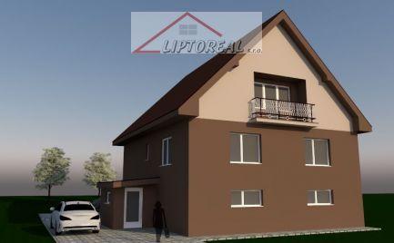 Dom na predaj Liptovský Mikuláš-Benice