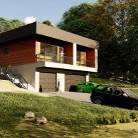 Pre rodinné domy, Uhrovec, 666 m²
