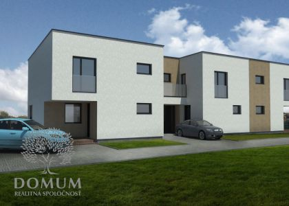 POSLEDNÉ 2 JEDNOTKY - Pokojné bývanie v modernej 4i novostavbe v Trenčianskych Stankovciach